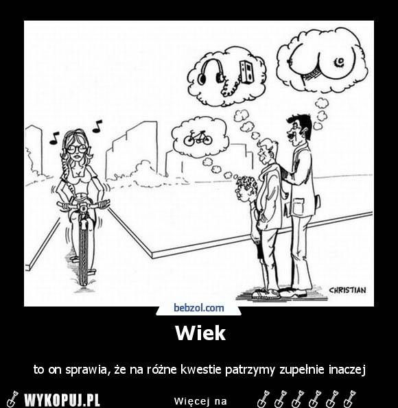 Memy Wiek - Wykopaliska z internetu. Memy, śmieszne Gify, Demotywatory. I  pełne humoru Obrazki i Żarty